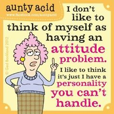 Auntie Acid Funnies | Aunty Acid | Funny Bone....