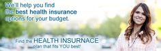 Health Insurance Options, Best Health Insurance, Insurance Broker, Budgeting, Wellness, How To Plan, Budget Organization