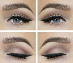 cool Дневной макияж для голубых глаз (50 фото) — Тенденции, пошаговые инструкции