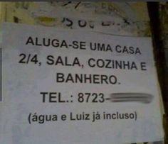 Luiz Vem incluso