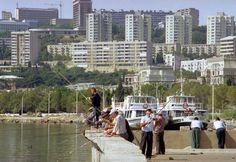 Bulvar at Baku, Azerbaijan (2000)
