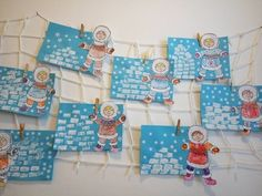 Winter Crafts For Kids Winter Art Projects, Winter Project, Winter Crafts For Kids, Winter Kids, Art For Kids, Kindergarten Art Lessons, Art Lessons Elementary, Polo Norte, Toddler Art