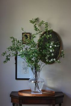 Home Interior Inspiration .Home Interior Inspiration Vibeke Design, Ivy House, Deco Floral, Diy Décoration, Green Flowers, First Home, Cheap Home Decor, Interior Inspiration, Interior And Exterior