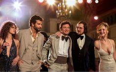 9 Christian Bale, Jeremy Renner, Amy Adams, Bradley Cooper, Jesse James, Hustle Movie, Silver Linings, Robert De Niro, Rennes