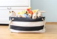 toy box, storage bag, storage basket