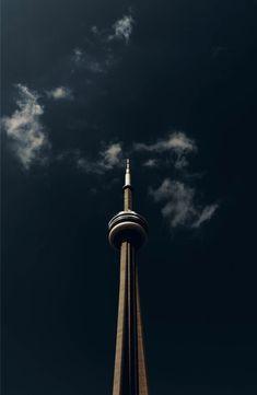 Cn Tower, Toronto, World, The World