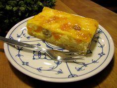 Schmand-Pudding mit Mandarinen und Stachelbeeren - (c) 2011 by Haus-Zillertal in Wuppertal
