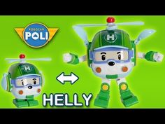 HD Robocar Poli Transforming Robot HELLY 로보카 폴리 Unboxing and Toy Review by Kids Toys and Crafts HD Robocar Poli Transforming Robot HELLY 로보카 폴리 Unboxing and Toy Review by Kids Toys and Crafts HD Robocar Poli Transforming Robot HELLY 로보카 폴리 Unboxing and Toy Review by Kids Toys and Crafts Robocar Poli Transforming Robot HELLY 로보카 폴리 Unboxing and Toy Review featured in our surprise toy box series. HELLY is a member of heroic rescue team and they work together on challenging rescue missions to…