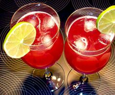 Cinco de Mayo ~ Cranberry, Pineapple & Tequila
