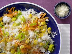 Schneller Gemüse-Risotto - mit Mais und Möhren - smarter - Kalorien: 426 Kcal - Zeit: 15 Min. | eatsmarter.de Probiert unbedingt unser Gemüse-Risotto!