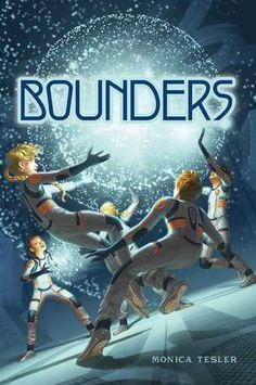 Seeing Double in Neverland: Bounders (Bounders #1) by Monica Tesler ~ Review b...