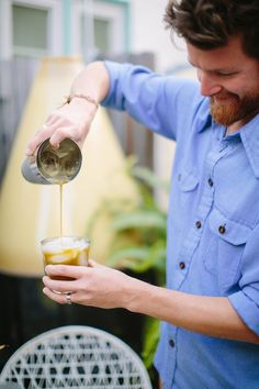 The Peter Rabbit Cocktail Recipe | The Post Social