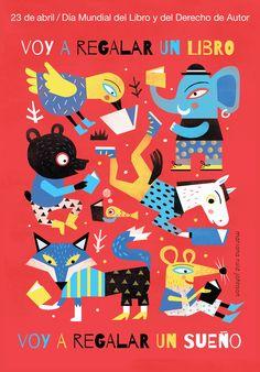 afiche-cartel-dia-mundial-del-libro-2016-ilustradora-mariana-ruiz-johnson.png (1731×2480)