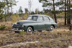ГАЗ-М20 «Победа» | Авто Sweet