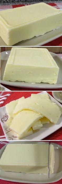 Esta es la forma más sana y natural de preparar QUESO MOZZARELLA Falso, el queso más fácil de hacer del mundo! #queso #mozarella #delmundo #facil #prepara #pancasero #comohacer #lomejor #masa #bread #breadrecipe #pan #panfrances #panettone #panes #pantone #pan #receta #recipe #casero #torta #tartas #pastel #nestlecocina #bizcocho #bizcochuelo #tasty #cocina #chocolate Si te gusta dinos HOLA y dale a Me Gusta MIREN … Queso Cheese, Mexican Cheese, Queso Fresco Recipe, Cheese Recipes, Cooking Recipes, Cheese Maker, Queso Mozzarella, Decadent Cakes, Salty Foods