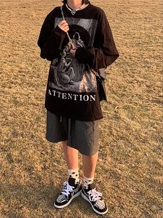 Indie Outfits, Edgy Outfits, Retro Outfits, Grunge Outfits, Cool Outfits, Fashion Outfits, Aesthetic Grunge Outfit, Aesthetic Clothes, Tomboy Fashion