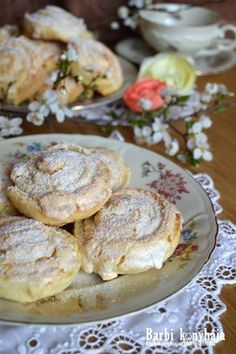 Hungarian Desserts, Hungarian Recipes, Barbie, Sweet Sauce, Waffle Iron, Sweet Cakes, Cake Cookies, Donuts, Great Recipes