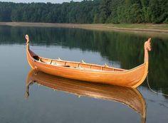 Small Viking Boat Plans