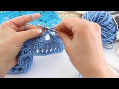In this video I will teach you how to crochet this lovely blanket. It works up quickly and keeps you engaged with 4 repeating rows. Thank you for watching su...