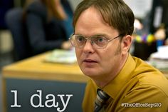 1 Day #TheOfficeSept20