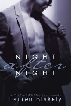 REVIEW ~Night After Night by Lauren Blakely~