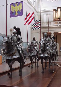 Armors for Man and Horse, dated 1548 Kunz Lochner (German, ca. 1510–1567) German (Nuremberg) Etched steel, leather
