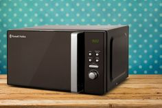 for a black refurbished Russell Hobbs Digital Microwave from Wowcher Direct - things are really heating up! Glasgow, Edinburgh, Food Deals, Russell Hobbs, Loose Weight Fast, Digital Timer, Blackpool, Meal Deal, Coventry