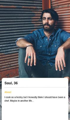 bumble profile for guys