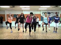 """HEADBAND"" by B.o.B. ft 2 Chains - Choreography by Lauren Fitz for Dance..."