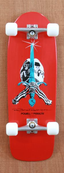 """Powell 30"""" Ray Rodriguez Skateboard Complete"""