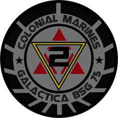 Old Meets New Colonial Marines Landram Insignia by viperaviator on DeviantArt