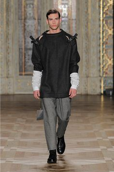 Estelita Mendonca  Fall Winter 2015 Otoño Invierno #Trends #Tendencias #Moda Hombre #Menswear  F.Y!