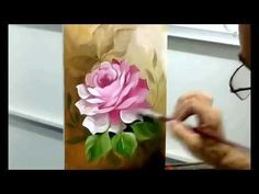 Demonstration on the benefits of using a Reducing Class while painting - YouTube