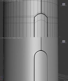 FAQ: How u model dem shapes? Hands-on mini-tuts for mechanical sub-d AKA ADD… Zbrush Tutorial, 3d Tutorial, Modeling Techniques, Modeling Tips, Blender 3d, 3d Design, Game Design, Sub D, Polygon Modeling