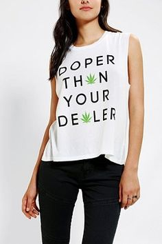 Truly Madly Deeply Dope Muscle Tee