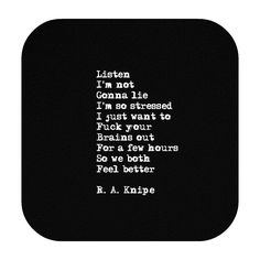 """439 Likes, 24 Comments - R. A. Knipe (@the_book_of_ryan) on Instagram: """"You in? Tagged for a #throwbackthursday by @printedced Thanks! #raknipe #poetry #writing #author…"""""""