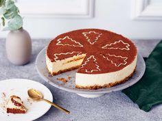 Joulu on aikaa yhdessä Irish Cream, Christmas Inspiration, Tiramisu, Berries, Cheesecake, Cooking Recipes, Sweets, Sugar, Chocolate