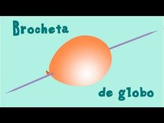 Experimentos para niños. Brocheta de globo - YouTube Fun Projects For Kids, Crafts For Kids, Projects To Try, Stem Steam, My Children, Cool Kids, Planets, Science, Ideas Para