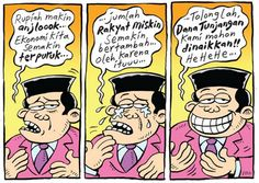 Mice Cartoon, Rakyat Merdeka - September 2015: Ekonomi Semakin Terpuruk