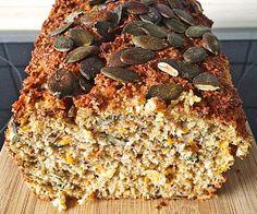 Low Carb Rezepte: Low Carb Brot