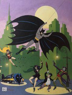 Batman & Robin •Bob Kane