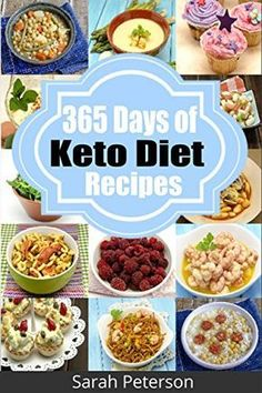 Ketogenic Diet: 365 Days of Keto, Low-Carb Recipes for Rapid Weight Loss @ Amazon.com.#keto #ketogenic diet