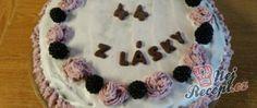Recept Narozeninový ostružinový dort Bakery, Birthday Cake, Party Stuff, Yum Yum, Desserts, Food, Tailgate Desserts, Deserts, Birthday Cakes