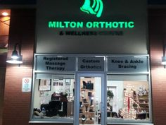 Milton Orthotic & Wellness Centre XMAS Time!  www.miltonorthoticwellness.com