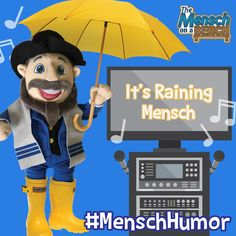 Don't you just love this song? | Mensch on a Bench