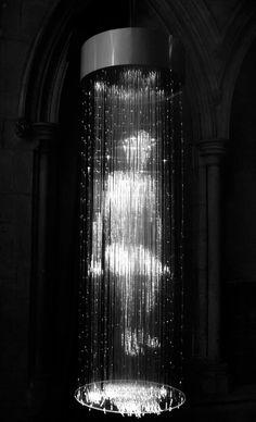 Roseline de Thélin's Brilliant Holographic Light Sculptures Shimmer With Ghostly Figures Spanish Artists, Arte Horror, Stage Design, Set Design, Light Installation, Sculpture, Light Painting, Conceptual Art, Art Plastique