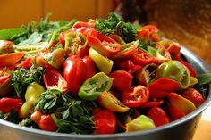 """Grenadian cuisine is a fusion of Spanish, French, African, Amerindian and Indian cuisine. """"Seasoning"""" is a mixture of garlic, herbs , seasoning peppers (like an habanero pepper without the heat) and oli & vinegar to preserve. This can be added to any dish to add passion & color :-)"""