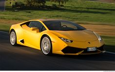 The Lamborghini #Huracan is #BESToftheBEST Sports Car, via CNNMoney