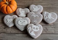 #7 - Halloween Cookies by Piernikowe Serca