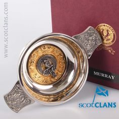 Murray Clan Crest Qu